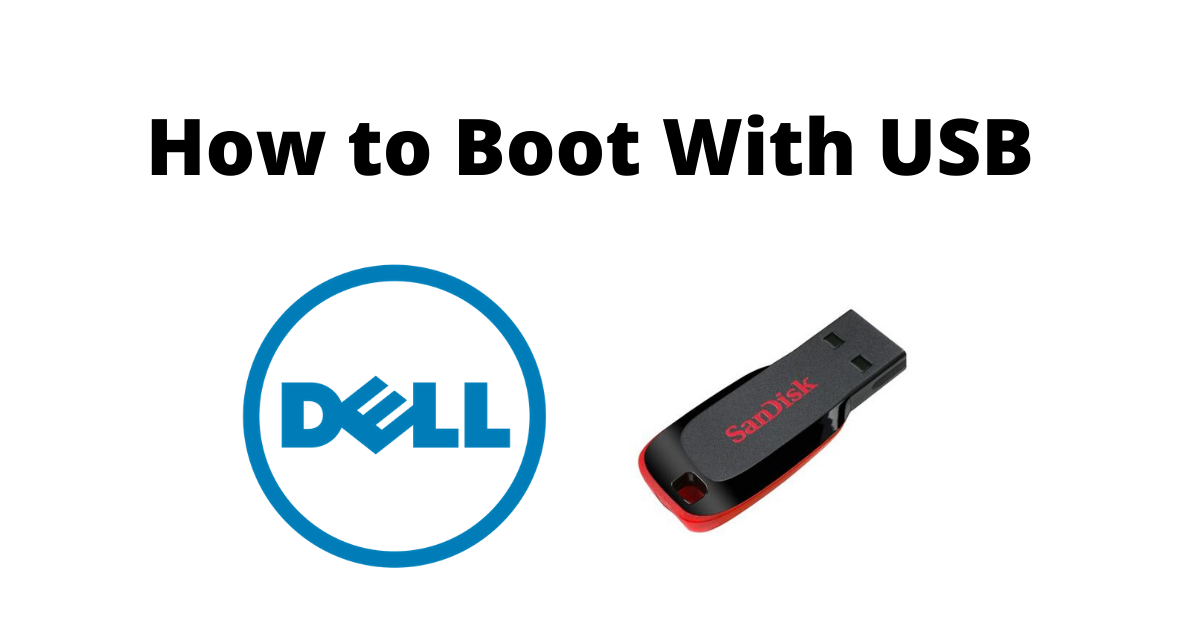 boot with usb