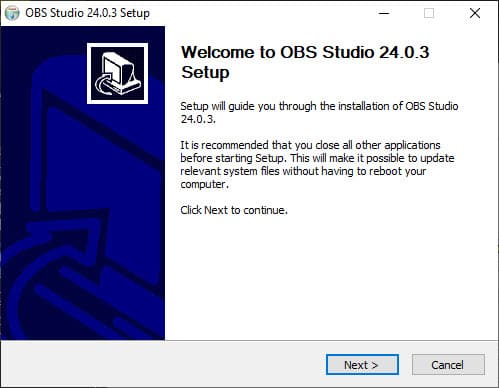install obs
