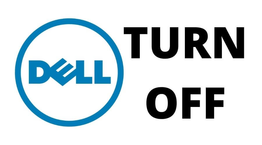 How To Turn Off A Dell Laptop Won't Shut Down When Frozen